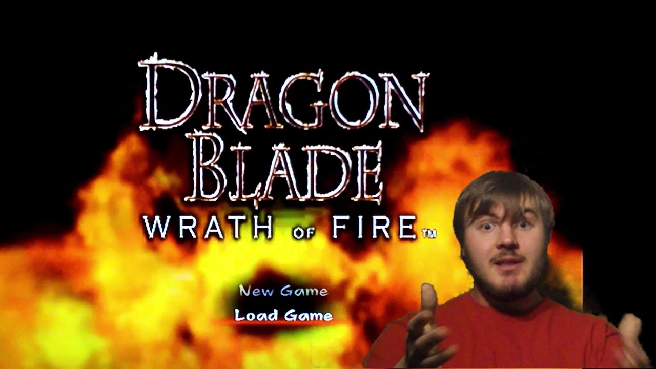 dragon blade wrath of fire wii game review - youtube