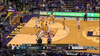 Ben Simmons college debut highlights