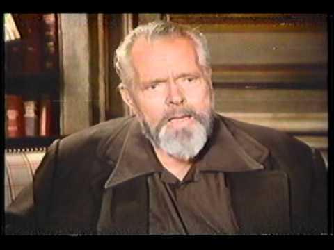 Orson Welles' final appearance (1985)