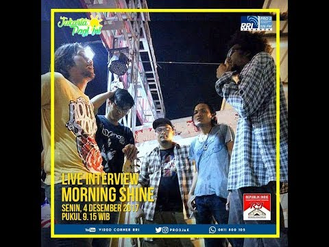 Morning Shine - ICU Pro2 FM RRI Jakarta (Video Corner RRI)