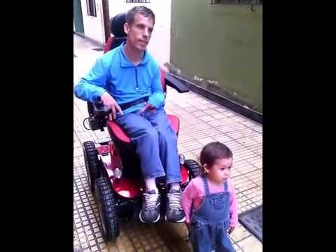 Observer 4x4 Wheelchair in Lima Peru