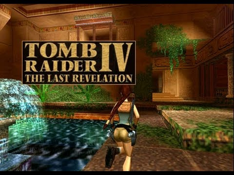 Tomb Raider: The Last Revelation - Cleopatra's Palace - Part 1 |