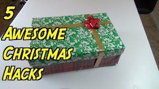 5 Christmas Hacks You