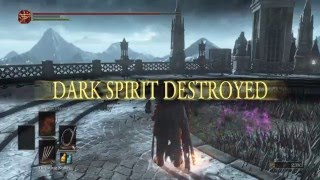 [Dark Souls 3] - Castlevania PVP, Belmont mode, Whip only