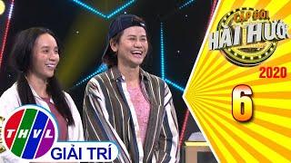 Cặp đôi hài hước Mùa 3 - Tập 6: Xóm nghèo - Đoàn Thanh Phượng, Tống Yến Nhi