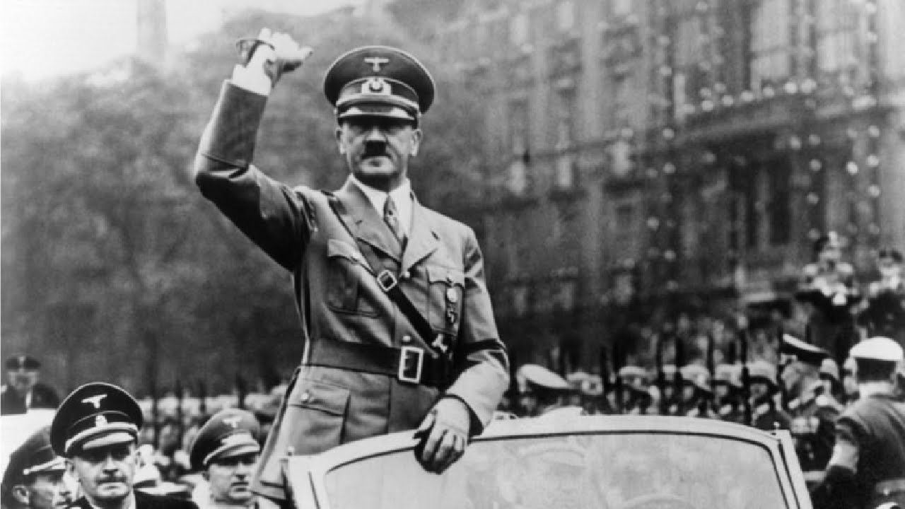 how germans tolerated adolf hitler after world war i World war ii: before the war and it chafed against the punitive measures of the versailles treaty that had ended world war i adolf hitler of germany and.