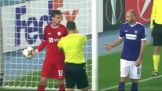 Austria Wien vs Rijeka 1-3 (GOALS HIGHLIGHTS) Europa League  2017-18