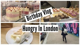 Pet Lamb Girls - Birthday Vlog - Hungry In London