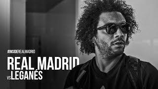 Real Madrid Vs Leganés | Inside Real Madrid #7