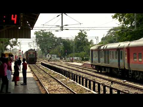 7hrs Late Arrival at Ghazipur City : 14612 SVDK - GCT Express