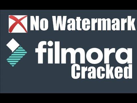 filmora without watermark 2019
