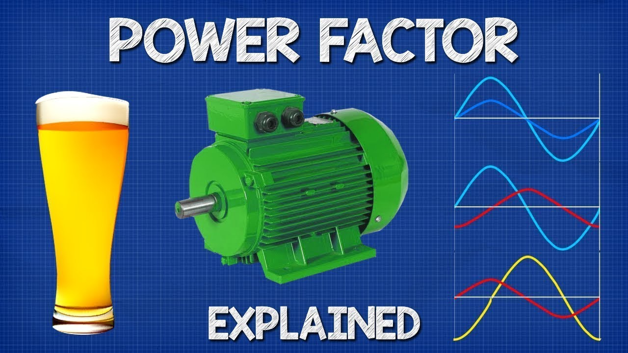Download Power Factor Explained..  The basics what is power factor pf ?