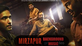 MIRZAPUR Web Series RINGTONE (BACKGROUND MUSIC)