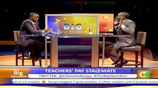 Big Question: Teachers' pay stalemate