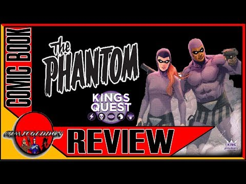 King: The Phantom (Prelude to Kings Quest)...