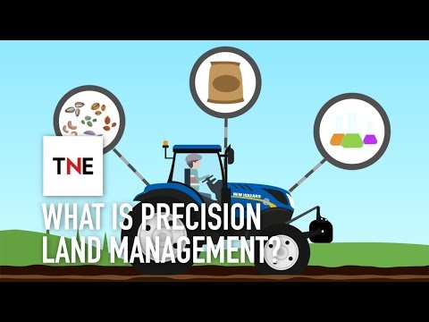 What is Precision Land Management, and how will it feed the future? | The New Economy