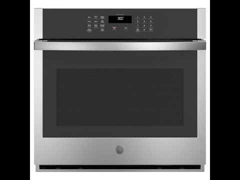 2019 GE®  Electric Wall Oven.