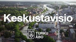Turun kaupungin keskustavisio