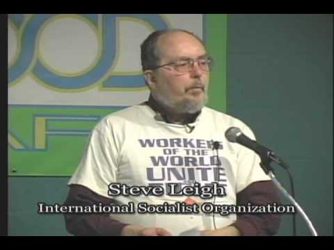 TalkingStickTV - Steve Leigh - The Secret of Socialism