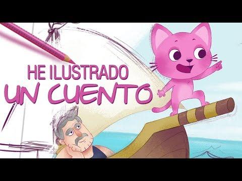 ★-he-ilustrado-un-cuento!-|-cÓmo-crear-la-portada-para-un-cuento-|-mili-koey