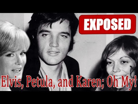 Elvis, Petula, and Karen; Oh my!