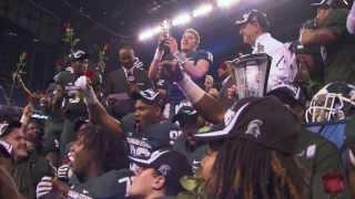 The Journey: Big Ten Football 2013 - The Big Ten Championship game