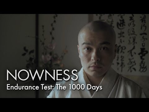 Beautiful film on a Buddhist ritual only 46 monks have completed
