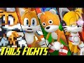 Evolution of Tails Battles (1996-2018)