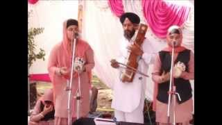 Punjabi Dhadi Jatha - Live Program at Dhandowal by Balwinder Kaur Khehra