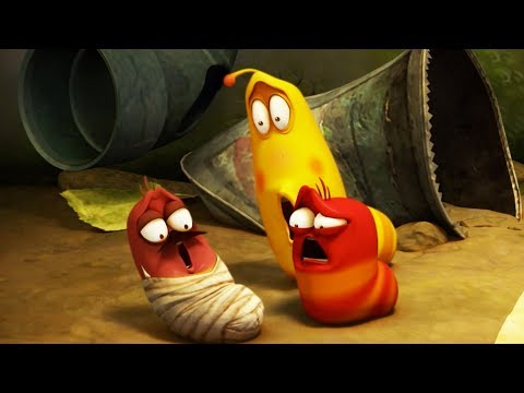 LARVA - FATHER LARVA | Father's Day Special | 2017 Cartoon | Cartoons For Children | Kids TV Shows