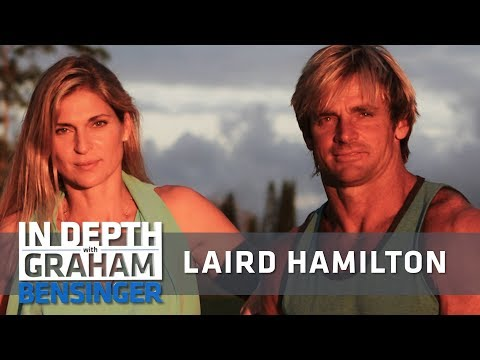 Laird Hamilton & Gabby Reece on almost divorcing