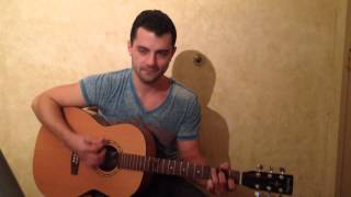Jordan Pritchett - Red Dirt Road (Brooks & Dunn Cover)
