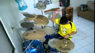 和楽器バンド 月 影 舞 華 tsuki kage mai ka drum cover