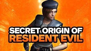 RESIDENT EVIL CONNECTIONS: The Secret Origin of Resident Evil EXPLAINED