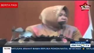 PECAT!!!! Tri Rismaharani MARAH Besar Ngamuk di Depan CAMAT dan LURAH berita terbaru hari