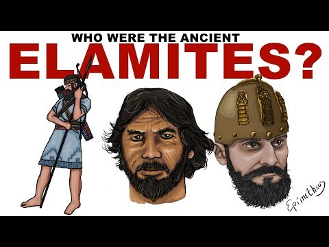 Who were the Elamites? History of Ancient Elam