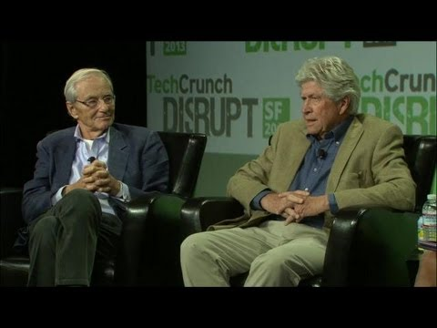 Silicon Valley Deconstructed With Tom Perkins and Don Valentine | Disrupt SF 2013