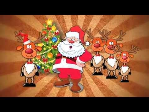 WHITE CHRISTMAS ANIMATED CARTOON