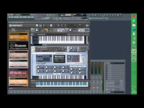 Baixar Roland fantom Kontakt 5 - Download Roland fantom