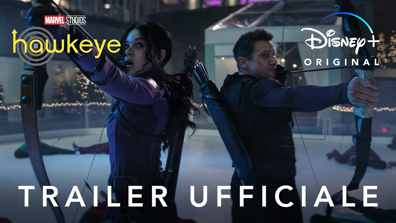 Download Disney+   Hawkeye   Trailer Ufficiale - In Streaming dal 24 Novembre