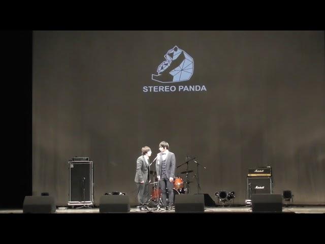 STREO Zepp PANDA ネタ_04