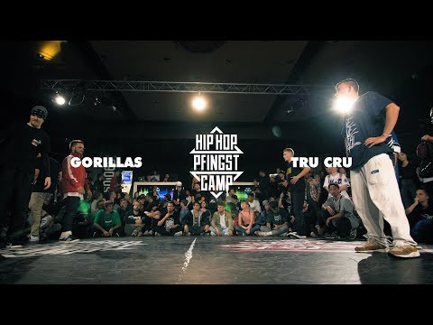 Gorillas vs Tru Cru | 3 vs 3 Final | BOTY X HPC 2018