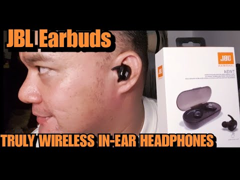 JBL EARBUDS REVIEW TWS4 (TAGALOG) | JBL TRUE WIRELESS IN EAR HEADPHONES #JBLWIRELESS #JBLHEADPHONES