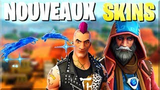 THE PROCHAINS SKINS OF BOUTIQUES FROM NOVEMBER 15 TO 20 ON FORTNITE?!