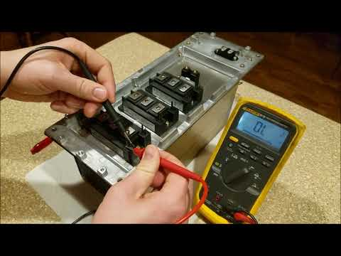How To Test an IGBT