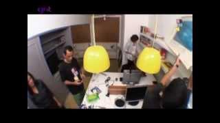 Decora GNT 28/06/2012 - Antes e depois: Home Office