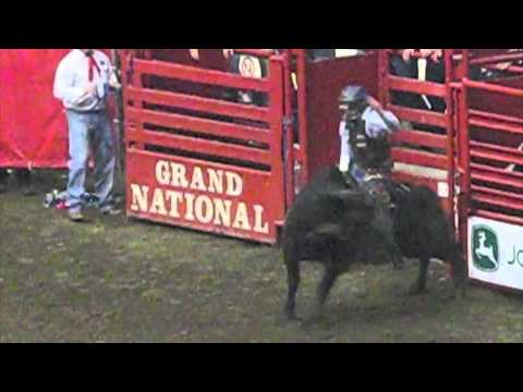The Grand National Rodeo Cow Palace San Francisco