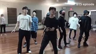 Download lagu BTS & Halsey Practice Boy with Luv to Perform Billboard Music Award Practice & Rehearsal Making2019