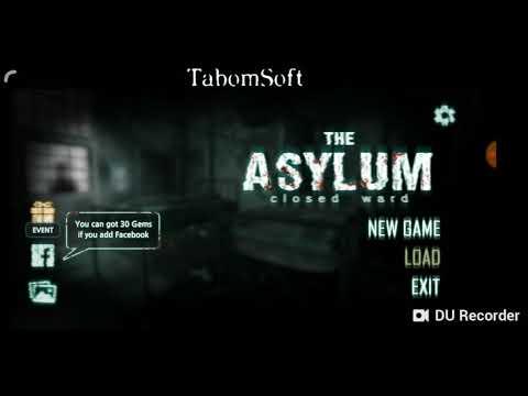 Tamat kan game ini dulu ya guys - Asylum(horor game)#2