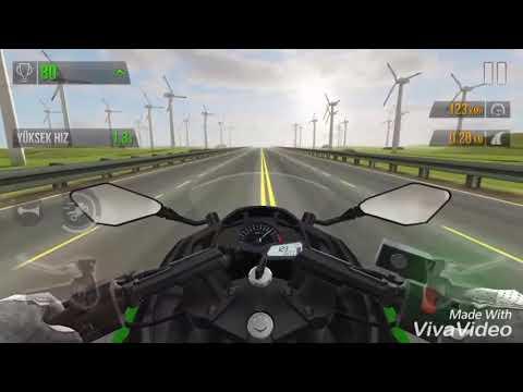 (Retron ciğerimi söktün) tekerde  makas adrenalin  top speed trafic rider  :)